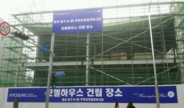 울산 중구 B-05구역 재개발사업...시공사 재선정 변수로 혼란