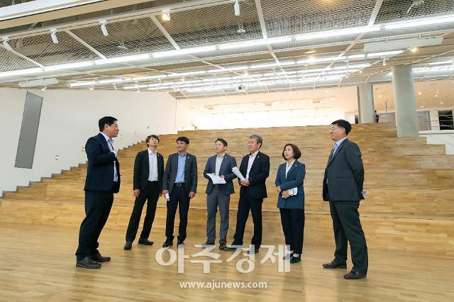 화성시의회 교육복지위원회, 주요 사업현장 방문·점검