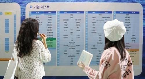 近六成韩国企业招聘时看重应聘者外貌