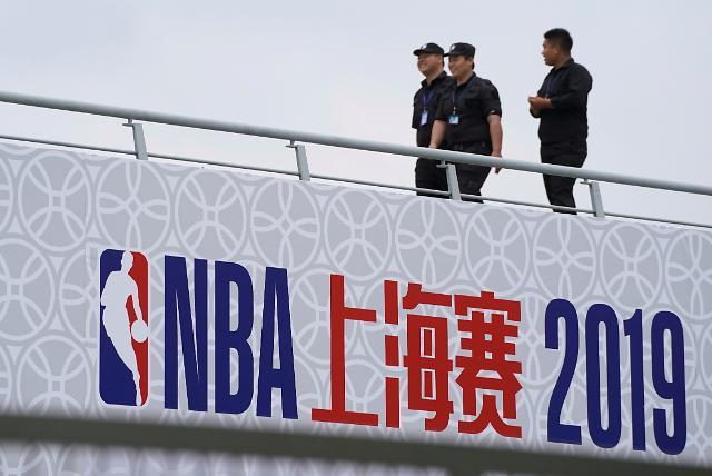 美NBA 30여년 중국서 세운 40억달러 제국 무너지나