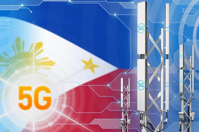 [NNA] 필리핀 글로브, 5G 통신 리살 주 등 3개 주에 확대