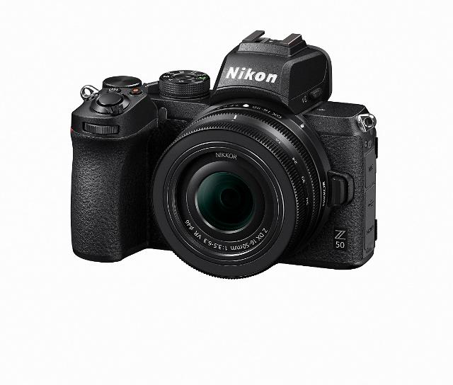 니콘, DX 포맷 미러리스 카메라 신제품 Z50 공개