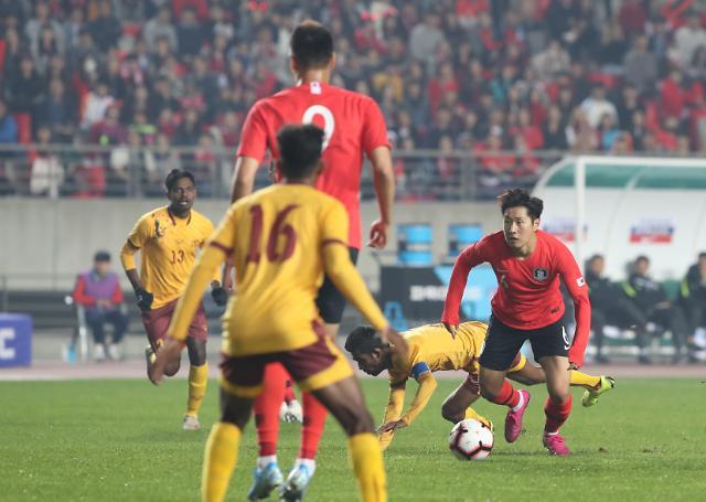 2022 카타르 월드컵 예선 일정…북한전 중계는 어디서?