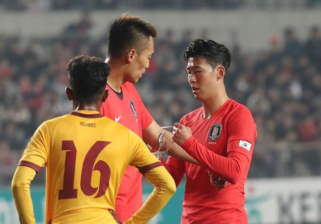 한국 스리랑카 월드컵 예선전, 시청률 10% 넘어…야구보다 축구 더 많이 시청