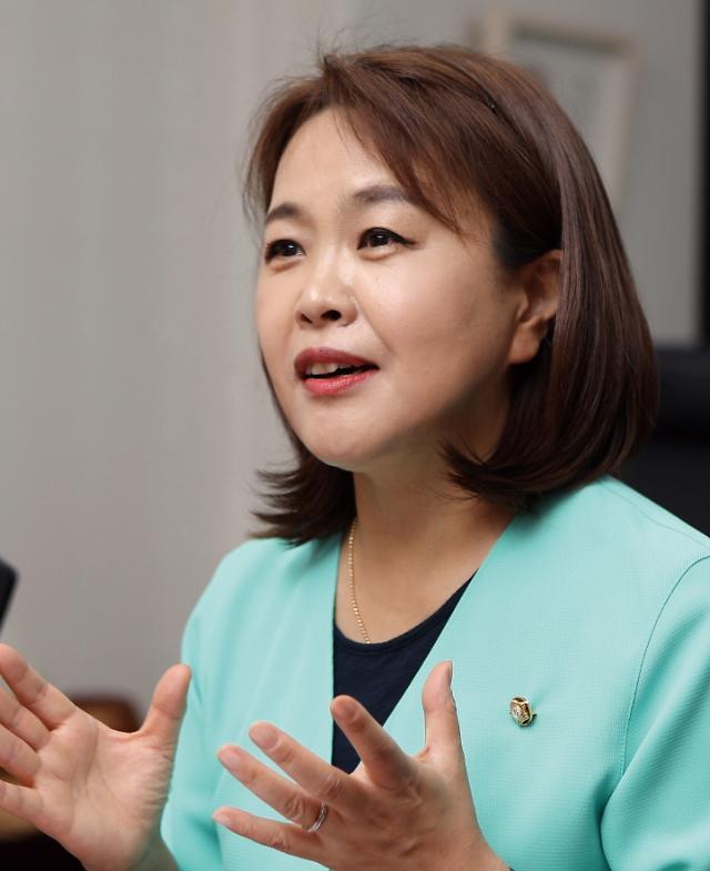 """[2019 국감] 송희경 """"한국연구재단 감사실 핫라인 유명무실"""""""