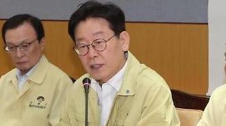 """이재명 지사 지키기에 불교계도 합세... """"경기도정에 제동"""""""