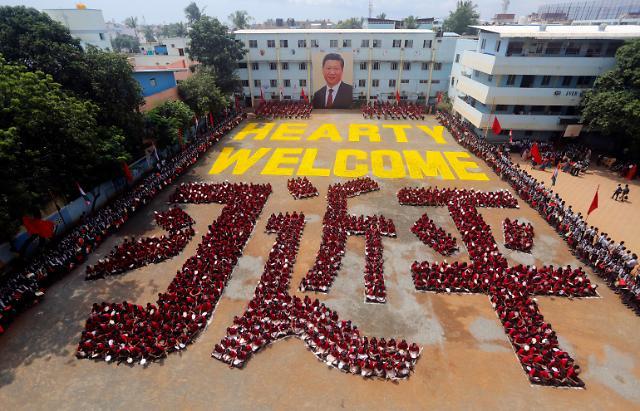 中 시진핑, 건국 70년 행사후 첫 해외순방지로 인도 택한 이유