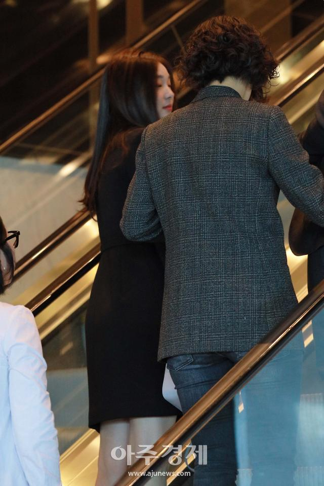 [포토] 결혼식 참석하는 김연아 (강남♥이상화 결혼식)