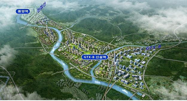 3기 신도시 조성 본궤도…왕숙·과천·교산·계양 등 5곳 지구 지정