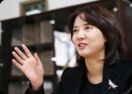이영 전 여성벤처협회장 창투사 설립