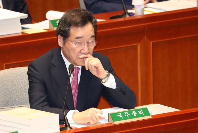 일왕 즉위식 참석하는 李총리…한·일 관계 해결사로 나선다