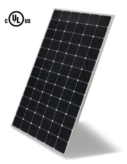 LG전자 양면발전 태양광 모듈, 국내 최초 UL인증 획득