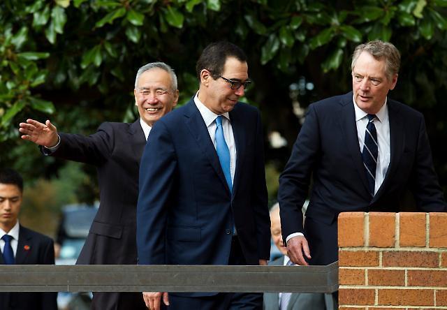中美贸易谈判重回正轨 韩国经济任重道远