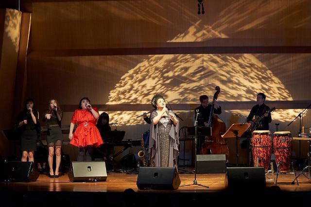 올림푸스한국, 암 경험자 치유 돕는 올림#콘서트 성료
