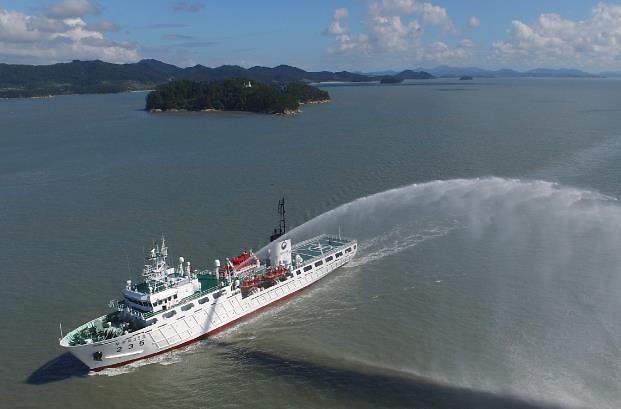 韩中今日起开展联合巡逻 联手打击非法捕捞渔船