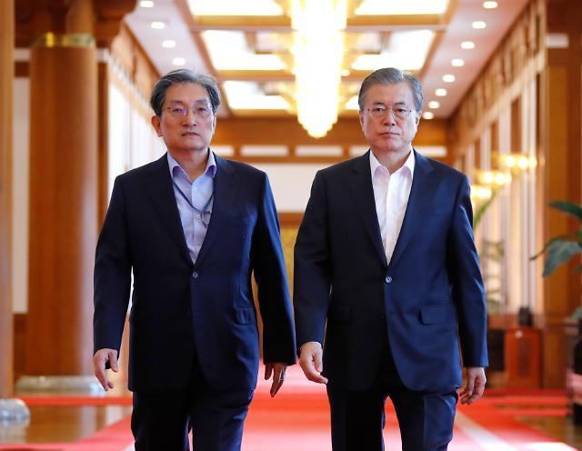 韩青瓦台幕僚长将出席印尼总统就职仪式