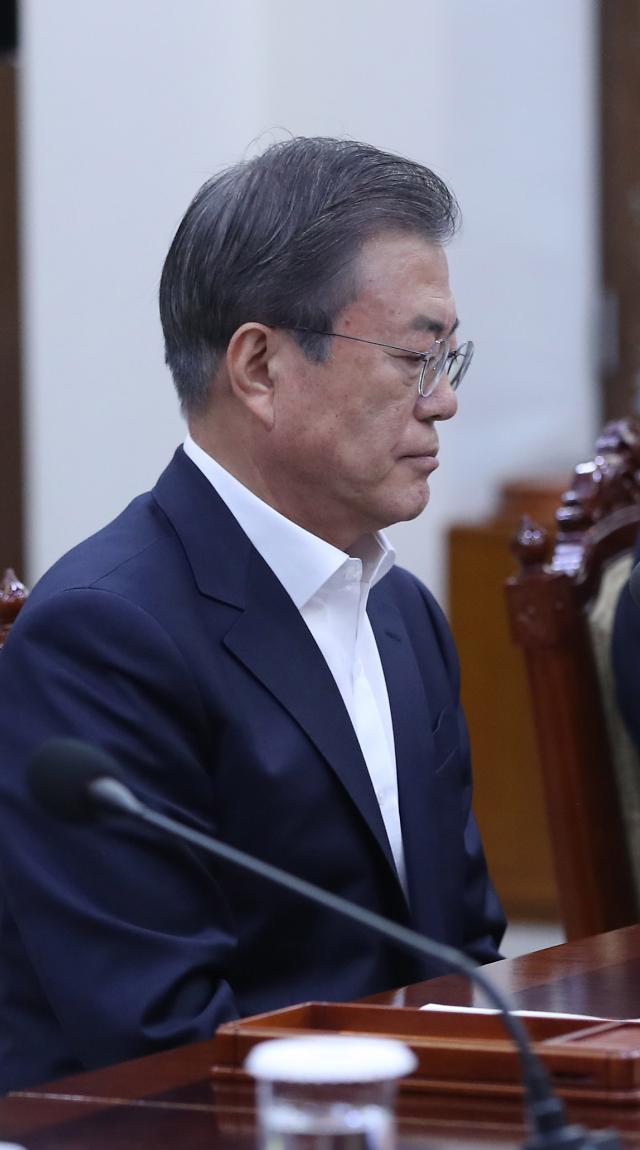 """[전문] 文대통령 """"조국·윤석열 환상적 조합 檢개혁, 꿈 같은 희망 됐다"""""""