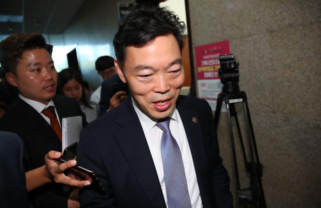 법무부 장관에 김오수 차관 거론