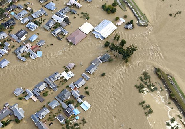 일본, 태풍 하기비스 피해 확대…사망·실종자 70명 넘어