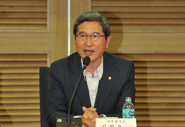 """김학용 """"남북 월드컵 2차 예선...김정은 몽니로 망신살"""""""