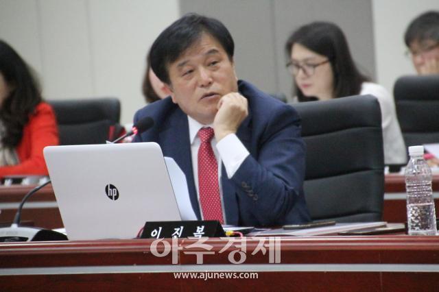 [충남도 국감] 이진복 의원, 군문화엑스포 북한군 초청 '질타'