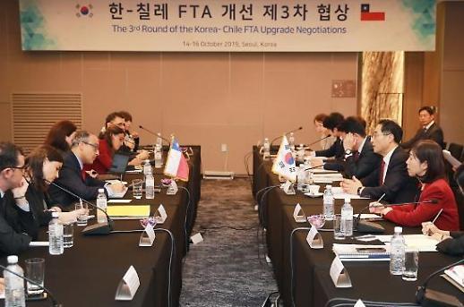 Hàn Quốc tăng tốc mở rộng lãnh thổ FTA trong bối cảnh chủ nghĩa bảo hộ gia tăng