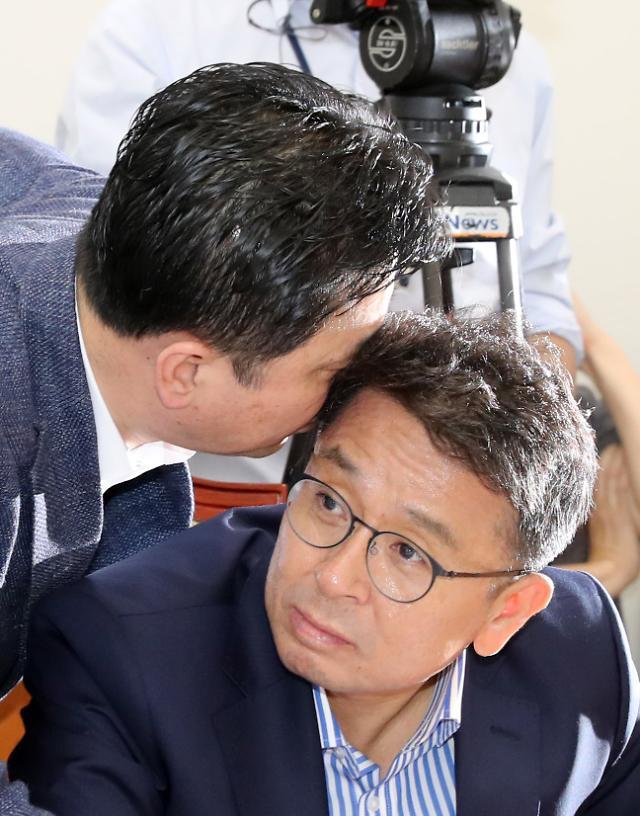 """[2019 국감] 이철희 """"가능성만 가지고 집중관리, 기가막히다... 진상조사해야"""""""