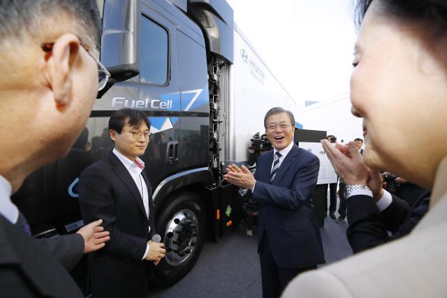 靑 미래차산업, 민간기업에 마중물·국민에 희망 되길 기대