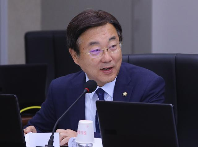 5% 룰 완화 시행령 아닌 법률로...김종석, 자본시장법 개정안 발의