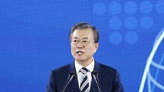 Tổng thống Moon đưa ra tầm nhìn xe hơi trong tương lai của Hàn Quốc trong buổi tham quan trung tâm R & D của Hyundai