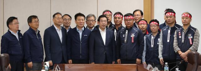 서울 지하철 총파업 전면 철회...노사 양측 협상 타결
