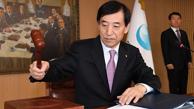 韩国央行将基准利率下调至1.25%