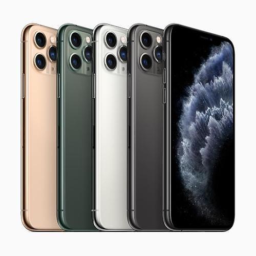 iPhone 11系列手机25日在韩发售 起售价99万韩元