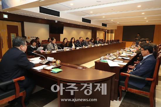 군포시, 인구정책 사업 효율 높일 인구정책위원회 발족