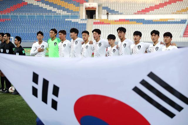 韩政府就世预赛朝韩平壤对决零观众不直播表遗憾