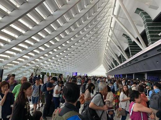 [NNA] 타이완 타오위안 공항 사고다발... 주기장 부족 등이 원인