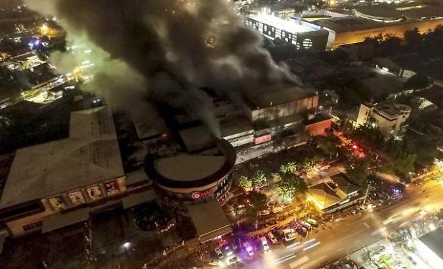 불의고리 필리핀 민다나오 규모 6.4 강진 발생