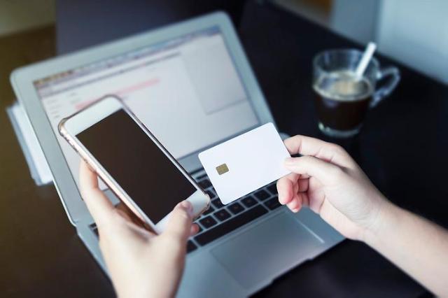 온라인 쇼핑 확대 영향…전자지급서비스 이용액 52%↑