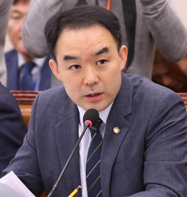 """[2019 국감] 채이배 """"국감 자료제출 거부로 국정감사 못 해 먹겠다"""""""