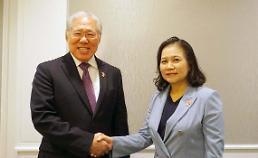 .韩国印尼就CEPA经贸协定谈判基本达成一致.
