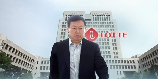 乐天会长辛东彬行贿渎职案终审宣判:维持缓刑原判