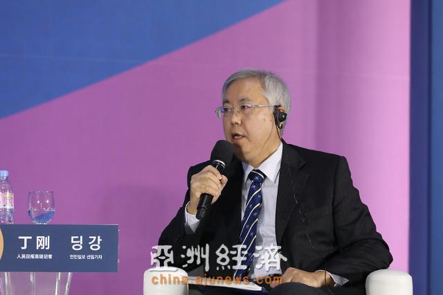 中韩公共外交论坛气氛火热 各领域专家畅谈己见