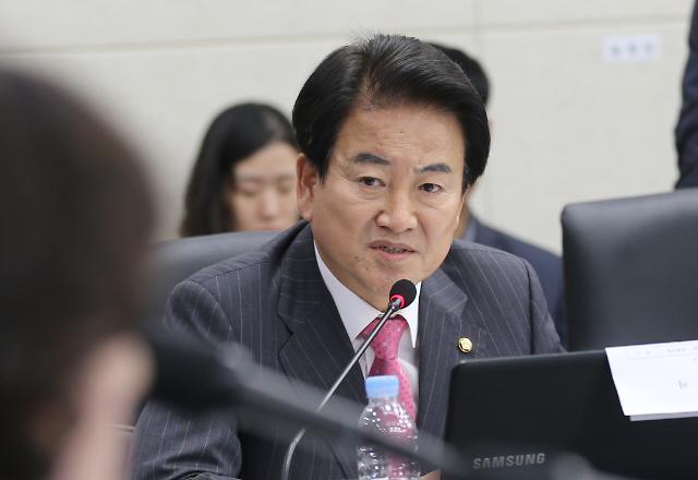 """[국감현장] 정동영 """"文정부 들어 서울 집값 1000조원 올라"""""""
