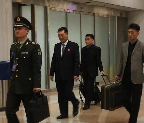 朝鲜军部高层访京参加香山论坛