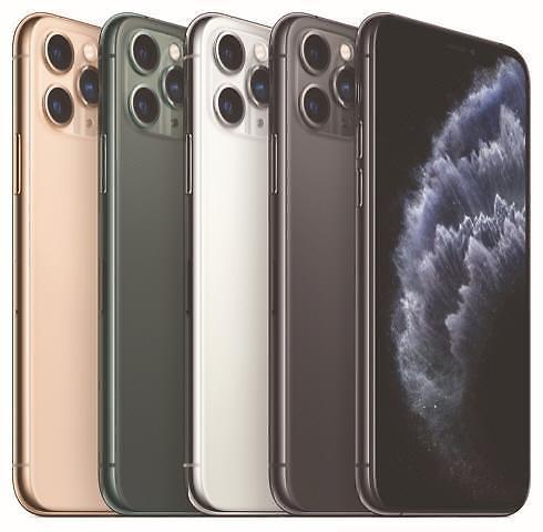 애플 '아이폰11' 시리즈, 18일 국내서 예판 시작