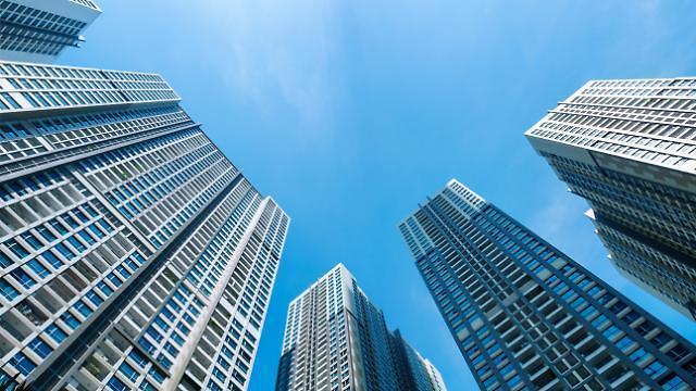 果川河南等三期新都市指定地区公寓价格大幅上涨