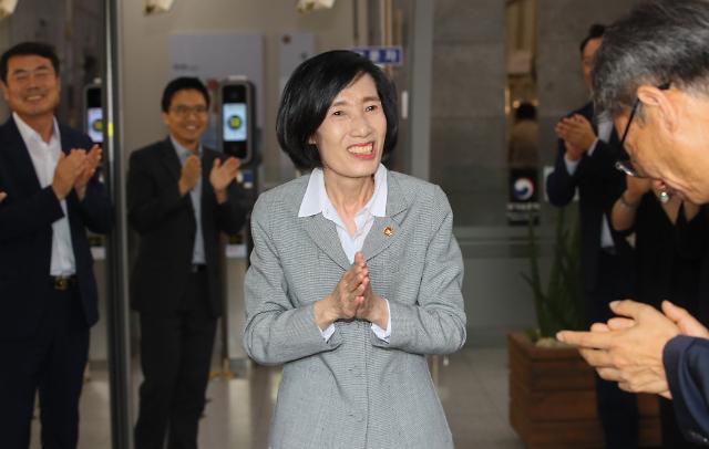 국회, 정무위 국감 피우진 前보훈처장 증인 출석…손혜원 부친 공방 예고