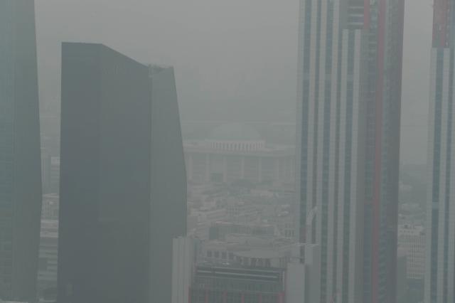 [내일날씨]맑은 일요일…수도권·충남 미세먼지 나쁨