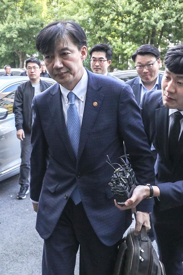 국감 마무리 국면…조국 사모펀드 증인 출석 관심