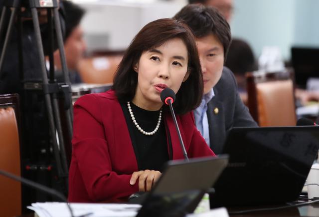 """[2019 국감] 박경미 """"유치원 학부모 부담금 대학등록금보다 비싸"""""""